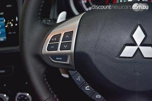 2017 Mitsubishi Lancer GSR CF Manual MY17