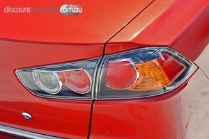 2017 Mitsubishi Lancer LS CF Auto MY17