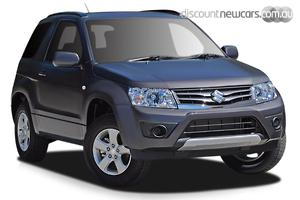 2018 Suzuki Grand Vitara Navigator Manual 4x4