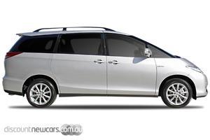 2018 Toyota Tarago GLX Auto