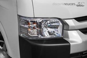 2018 Toyota Hiace Super LWB Auto