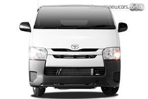 2018 Toyota Hiace LWB Auto