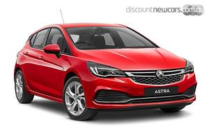 2019 Holden Astra RS BK Auto MY19