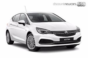2018 Holden Astra R BK Manual MY18.5