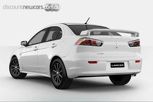 2017 Mitsubishi Lancer ES Sport CF Manual MY17