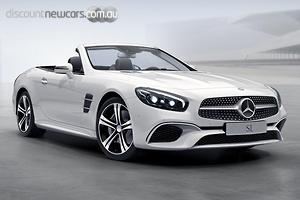 2020 Mercedes-Benz SL-Class SL500 Auto