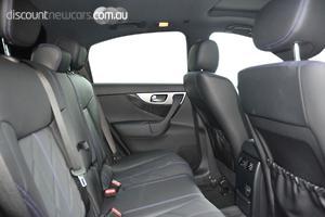 2019 Infiniti QX70 S-Design Auto 4x4