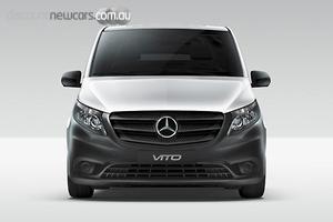2020 Mercedes-Benz Vito 116CDI SWB Auto