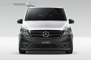 2020 Mercedes-Benz Vito 114CDI Medium Wheelbase Auto