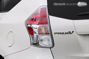 2021 Toyota Prius V Auto