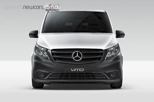 2020 Mercedes-Benz Vito 114CDI LWB Auto