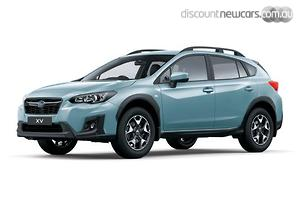 2019 Subaru XV 2.0i G5X Auto AWD MY19