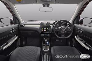 2019 Suzuki Swift GL Navigator Safety Pack Auto