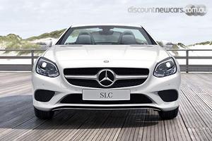 2019 Mercedes-Benz SLC-Class SLC200 Auto