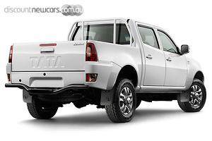 2017 Tata Xenon Auto 4x2 MY17 Dual Cab
