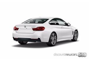 2018 BMW 420i M Sport F32 LCI Auto