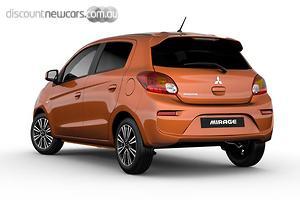 2020 Mitsubishi Mirage LS LA Auto MY20