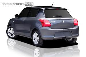 2018 Suzuki Swift GL Navigator Safety Pack Auto