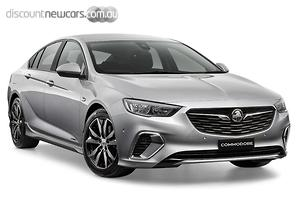 2018 Holden Commodore RS ZB Auto AWD MY18
