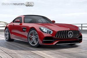 2020 Mercedes-Benz AMG GT C Auto