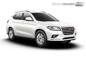 2018 Haval H2 LUX Auto 2WD