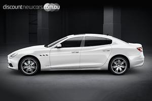 2020 Maserati Quattroporte GranLusso Auto MY20