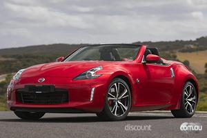 2019 Nissan 370Z Z34 Manual MY18