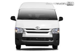 2018 Toyota Hiace Commuter Super LWB Auto
