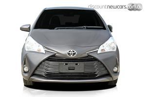 2018 Toyota Yaris SX Manual