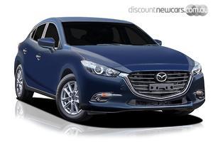 2019 Mazda 3 Maxx Sport BN Series Manual