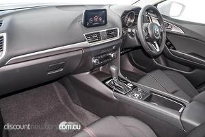 2019 Mazda 3 Maxx Sport BN Series Auto