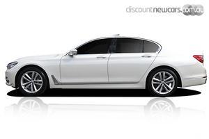 2019 BMW 740i G11 Auto