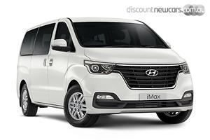 2019 Hyundai iMax Active Auto MY19