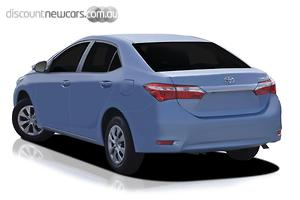 2018 Toyota Corolla Ascent Manual