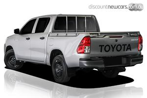 2020 Toyota Hilux Workmate Manual 4x2 Double Cab
