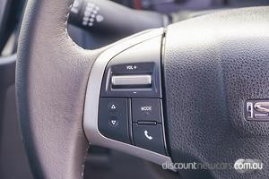 2019 Isuzu D-MAX SX High Ride Auto 4x2 MY19