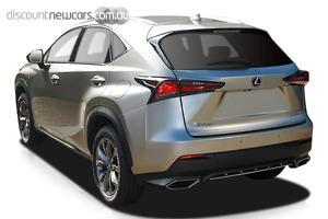 2021 Lexus NX NX300 F Sport Auto AWD