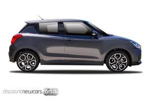 2019 Suzuki Swift Sport Manual
