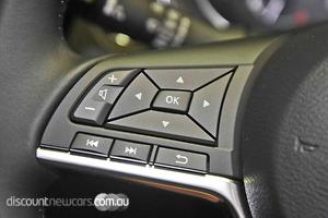 2018 Nissan QASHQAI N-TEC J11 Series 2 Auto