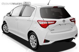 2019 Toyota Yaris ZR Auto