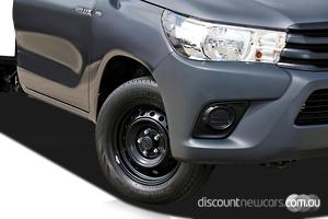 2018 Toyota Hilux Workmate Manual 4x2