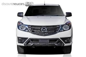 2018 Mazda BT-50 XT UR Manual 4x4 Dual Cab