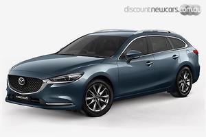 2018 Mazda 6 Touring GL Series Auto