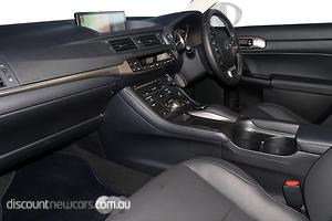 2018 Lexus CT200h Sports Luxury Auto