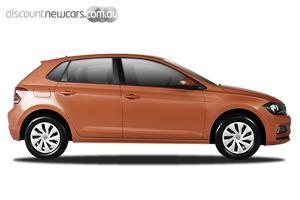 2019 Volkswagen Polo 70TSI Trendline AW Manual MY19