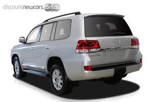 2021 Toyota Landcruiser Sahara Auto 4x4