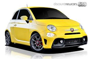 2020 Abarth 595 Manual