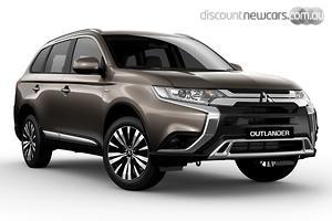2019 Mitsubishi Outlander ES ZL Manual 2WD MY19