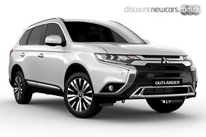2018 Mitsubishi Outlander Exceed ZL Auto AWD MY19