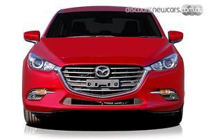 2019 Mazda 3 Touring BN Series Manual